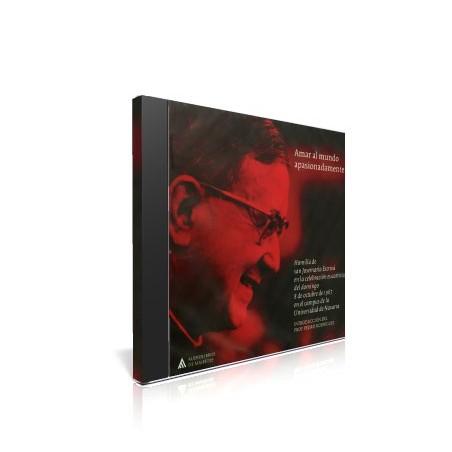 Amar al mundo apasionadamente (CD)