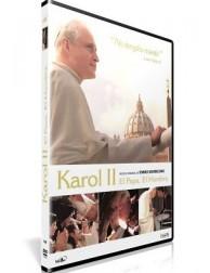 dvd Karol II:  El Papa, el hombre