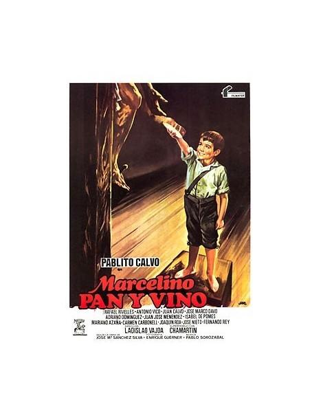 Película en DVD: MARCELINO PAN Y VINO