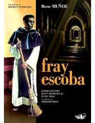 Fray Escoba DVD