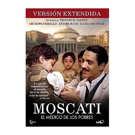 MOSCATI - Versión extendida - DVD - película