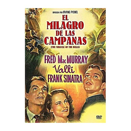 El Milagro de las Campanas - DVD