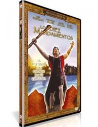 Los Diez Mandamientos - Animación 3D - DVD