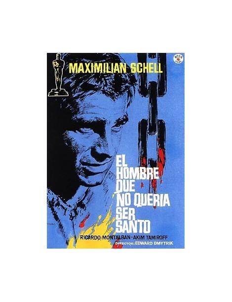 Película en DVD: EL HOMBRE QUE NO QUERÍA SER SANTO