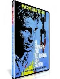 El hombre que no quería ser santo DVD