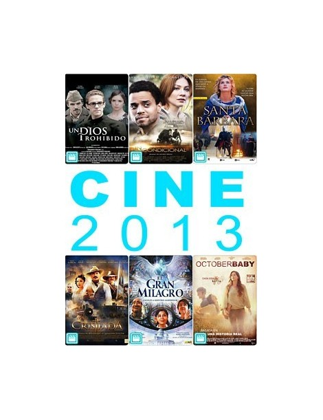 Pack CINE 2013 DVD