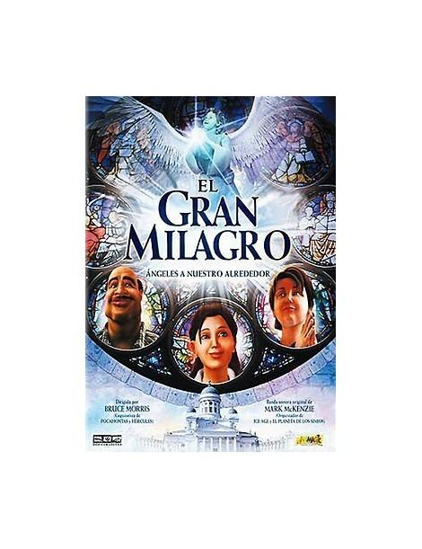 Película en DVD EL GRAN MILAGRO