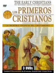 Serie de documentales en DVD LOS PRIMEROS CRISTIANOS