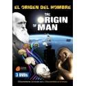 El Origen del Hombre - Serie en DVD