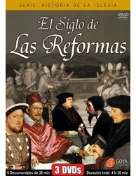 Serie de documentales en DVD EL SIGLO DE LAS REFORMAS