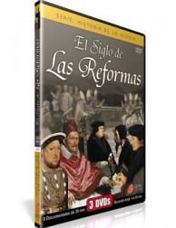El Siglo de las Reformas - Serie en DVD