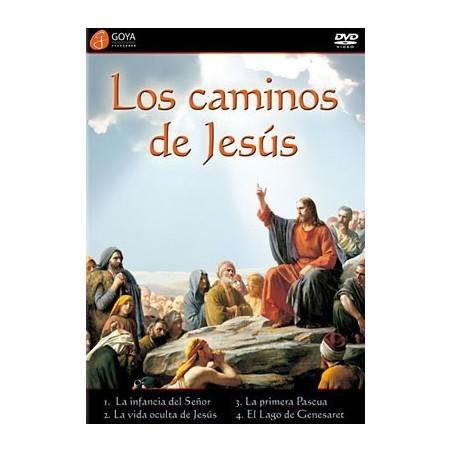 Los Caminos de Jesús DVD