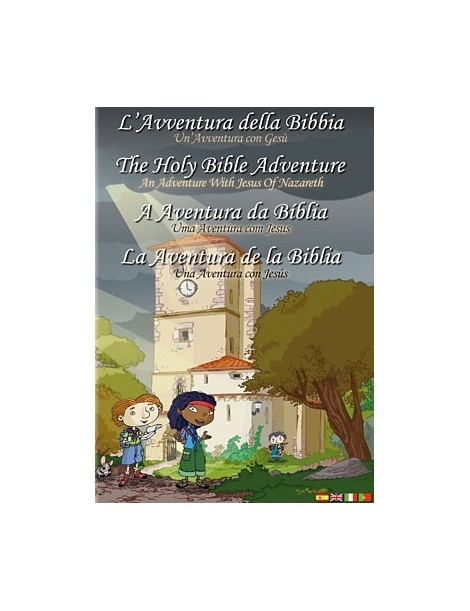La Aventura de la Biblia - Juego de ordenador