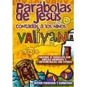 Parábolas de Jesús DVD - Dibujos animados