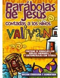 DVD PARABOLAS DE JESÚS