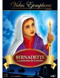Bernadette: La princesa de Lourdes DVD Dibujos animados religiosos