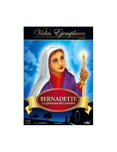 Serie infatil: Bernadette: La princesa de Lourdes