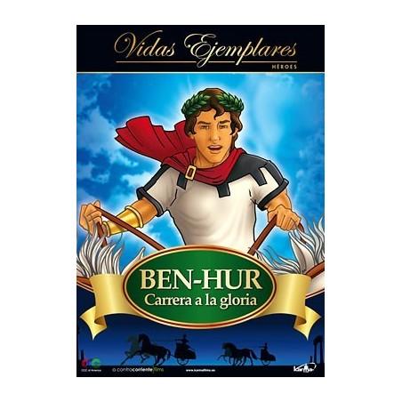 Ben-Hur: Carrera a la Gloria DVD Dibujos animados religiosos