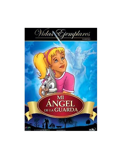 Serie infatil: Mi ángel de la guarda