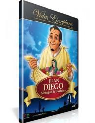 Juan Diego: Mensajero de Guadalupe DVD Dibujos animados religiosos