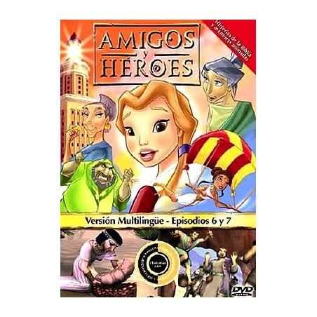 Amigos y Héroes 3