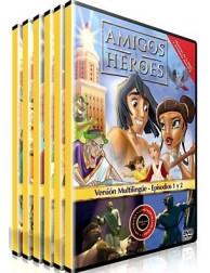 Pack: Amigos y héroes