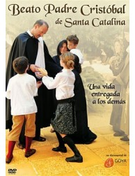 Beato Padre Cristobal de Santa Catalina DVD video