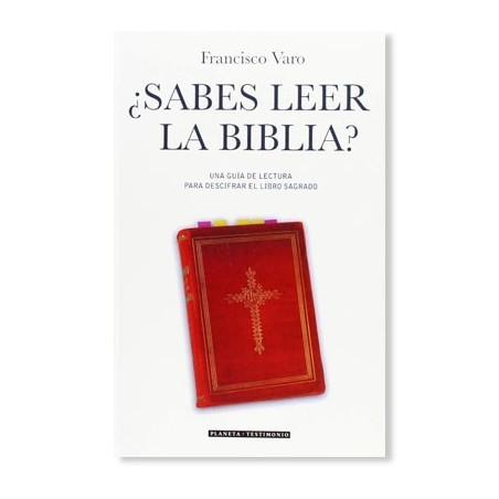 ¿Sabes leer la Biblia? LIBRO