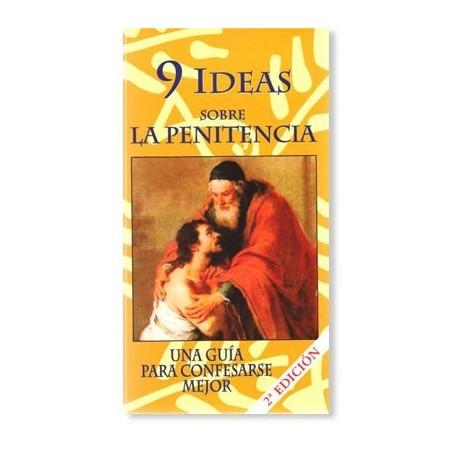 9 Ideas sobre penitencia