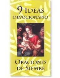 9 Ideas devocionario - Oraciones de siempre