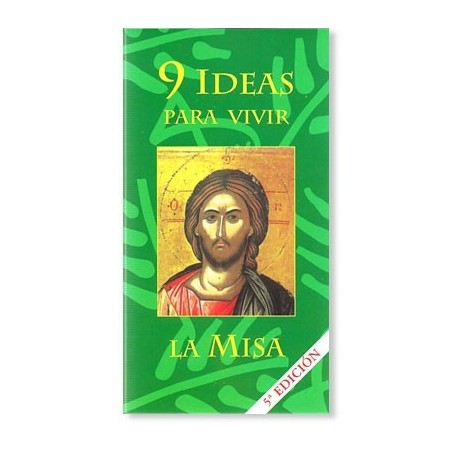 9 Ideas para vivir la misa LIBRO
