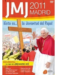 JMJ Madrid 2011 DVD