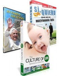 Pack SOBRE LA FAMILIA DVD videos