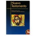 NUEVO TESTAMENTO: versión oficial de la Conferencia Episcopal Española LIBRO
