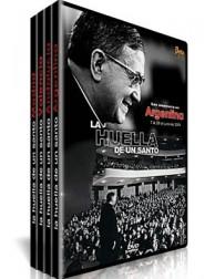 Colección La Huella de un Santo (5 DVD)