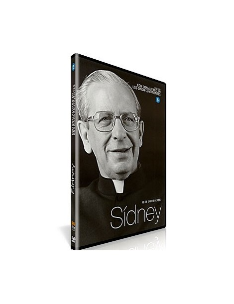 Con D. Alvaro del Portillo en Sidney (VI) DVD