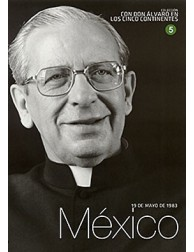 Con D. Alvaro del Portillo en Mexico (V) DVD video