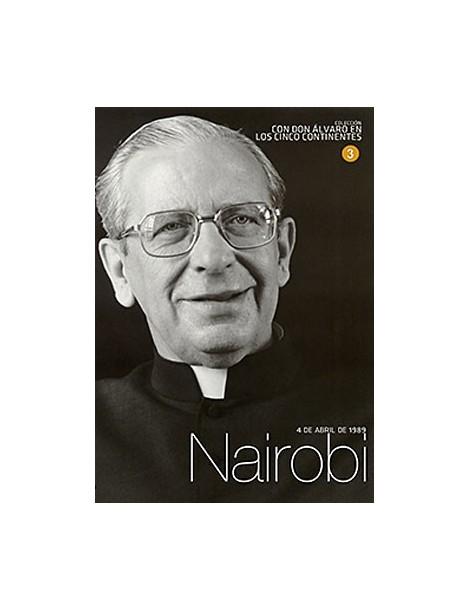 Con D. Alvaro del Portillo en Nairobi (III) DVD video religiosos