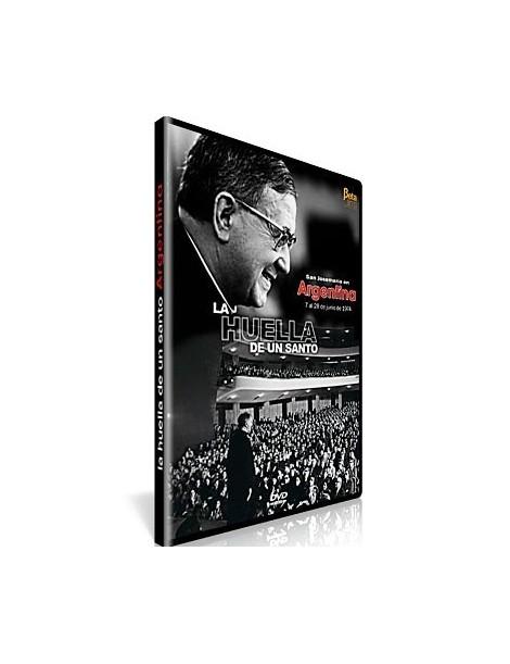 La Huella de un Santo II - Argentina DVD San Josemaría