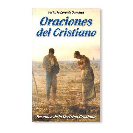 Oraciones del Cristiano LIBRO católico
