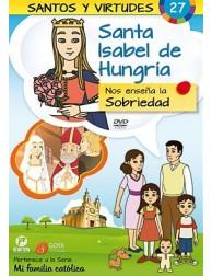 Santa Isabel de Hungría y la Sobriedad