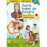 Santa Isabel de Hungría y la Sobriedad DVD dibujos animados católicos