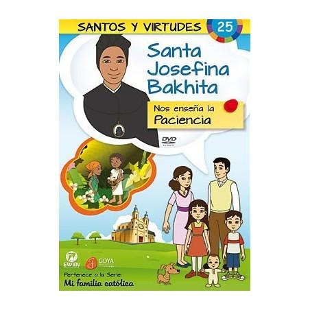 Santa Josefina Bakhita y la Paciencia