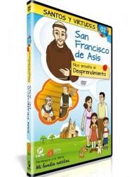 San Francisco Asís y el Desprendimiento