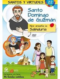 Santo Domingo de Guzmán y la sabiduría