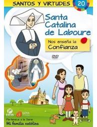 Santa Catalina de Labouré y la Confianza