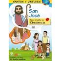 San José y la Obediencia DVD dibujos animados católicos