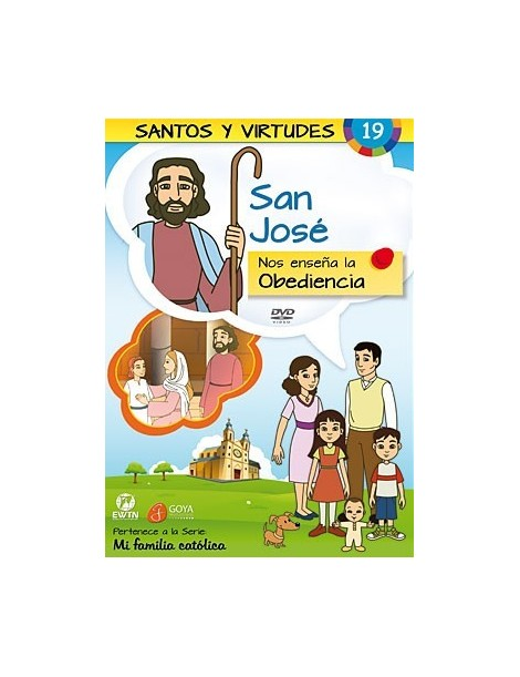San Jose nos enseña la obediencia