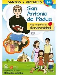 San Antonio de Padua y la Generosidad