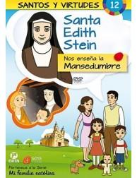 Santa Edith Stein y la Mansedumbre DVD dibujos animados católicos